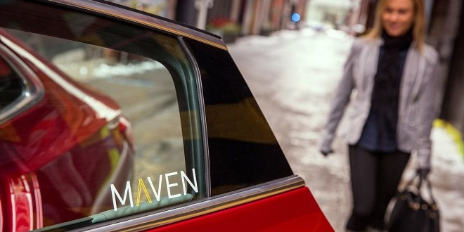 GM's Maven Lets Owners Earn Money With Their Vehicles