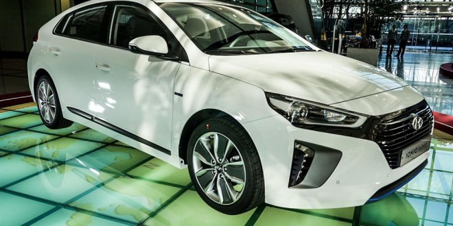 Hyundai Undercuts Prius With Ioniq Hybrid Pricing