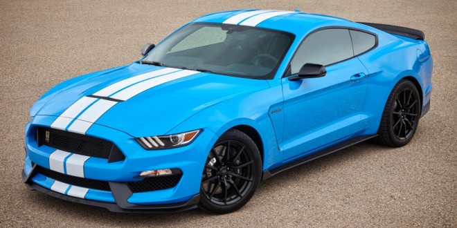 Confirmed: Ford Shelby GT350 Hanging On In 2018
