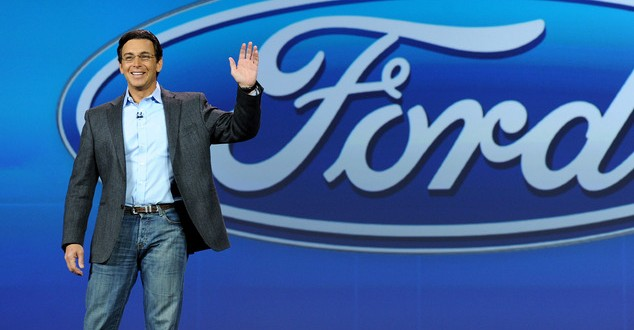 Report: Ousted Ford CEO Was Planning To Fire Lieutenant