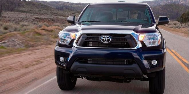 Toyota Asks Dealers To Fight Proposed Border Tax
