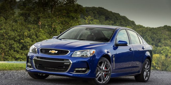 Chevrolet SS Ending Production This Year