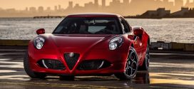 Updated 2019 Alfa Romeo 4C Planned