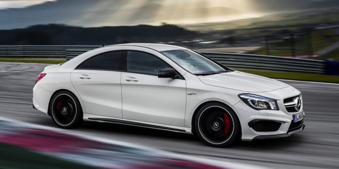 Report: Next Mercedes-AMG CLA45 Will Top 400 HP