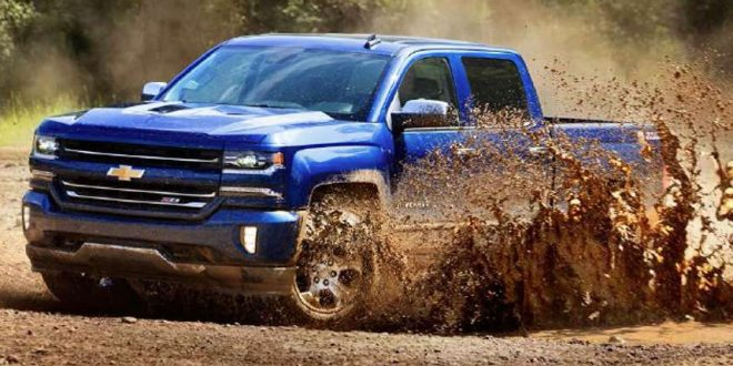 GM Recalls Nearly 800,000 Pickups