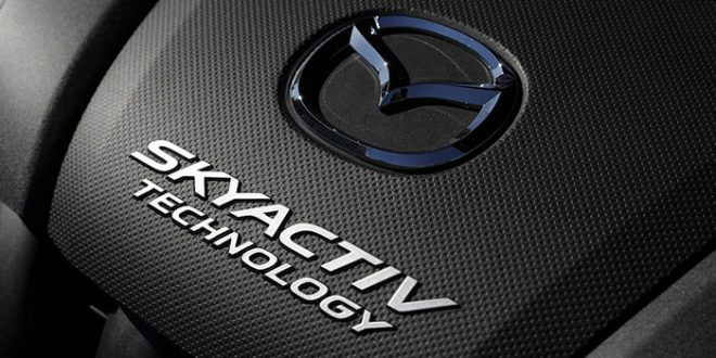 Mazda Hopes Future gas Engine Will be as Efficient as an EV