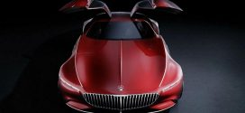 Mercedes-Benz Unveiling New Concept Vehicle This Month