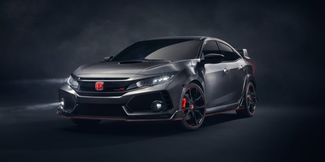 Official: Honda Civic Type-R Will Be Manual Only