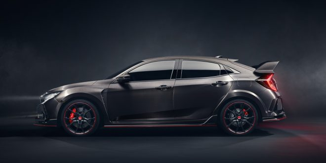 Finally: Production Honda Civic Type R Will Debut Next Month