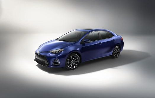 Next Toyota Corolla Could Be BMW-Powered