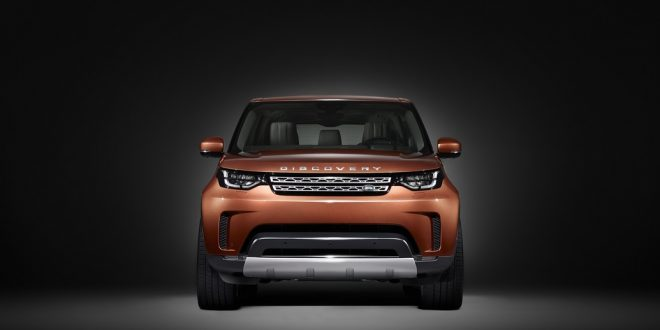 Land Rover Teases New Discovery