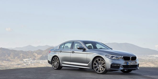 BMW Confirms Diesel-Powered 5 Series For U.S.