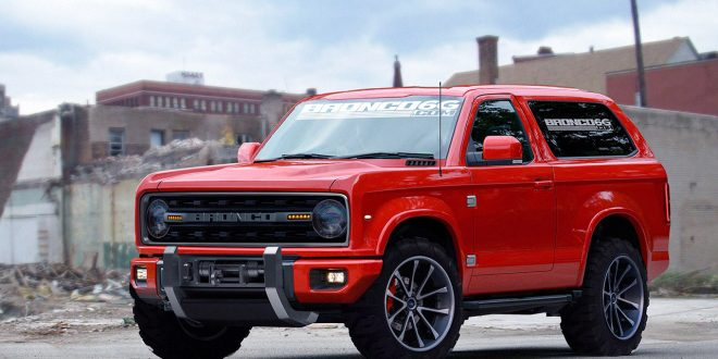 Ford Bronco: What We Know