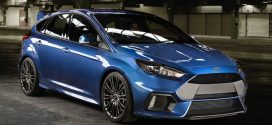 RIP: Ford Focus RS Production Ends Soon
