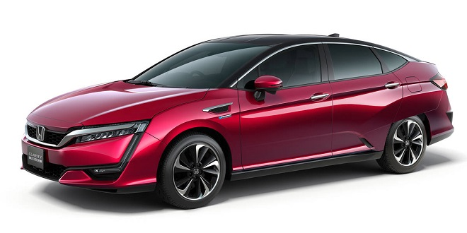 Honda Clarity Will Fall Short On EV Range