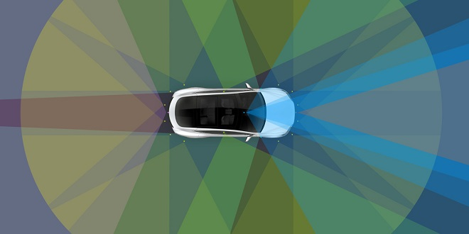 Tesla Collecting Video From Its Vehicles