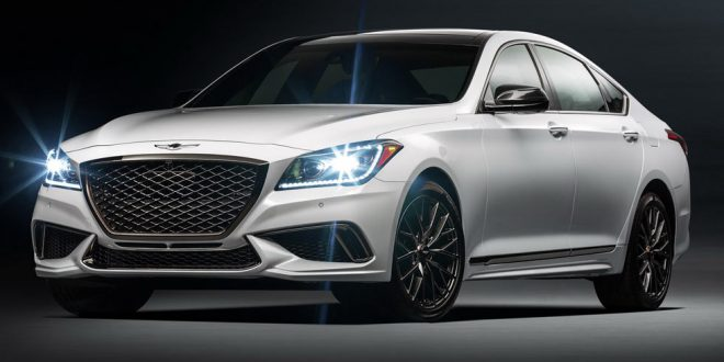 Genesis G70 Will School The Kia Stinger