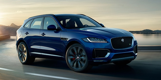 Jaguar Working On 570 HP F-Pace SVR