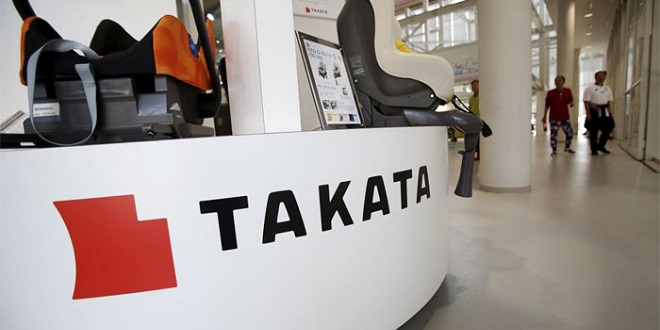 Takata Criminal Misconduct Settlement Could Cost Company Up to $1 Billion