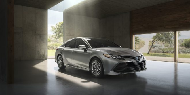 2018 Toyota Camry Price, Power, MPGs Boosted