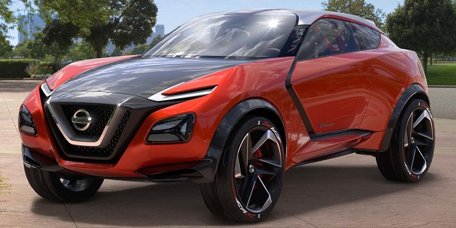 Juke e-Power Concept Set to Debut at Tokyo Motor Show