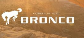 2021 Ford Bronco's Off-Road Abilities Teased