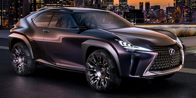 Lexus Bringing UX Crossover To Production