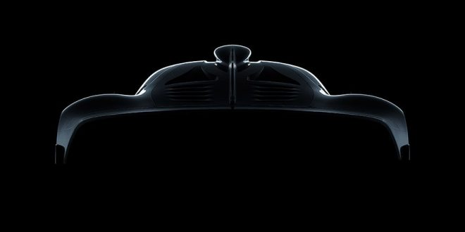 "Mercedes-AMG 1000 hp ""Project One"" Hypercar to Debut in Frankfurt"