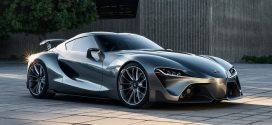 New Leak: 2019 Toyota Supra Will Have A Turbo V-6, Manual