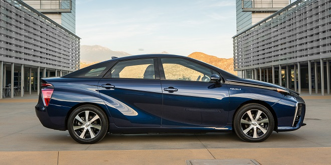 Five Automakers Join $10.7 Billion Hydrogen Council