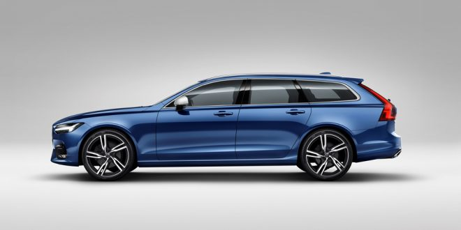Order Banks Open For Volvo V90