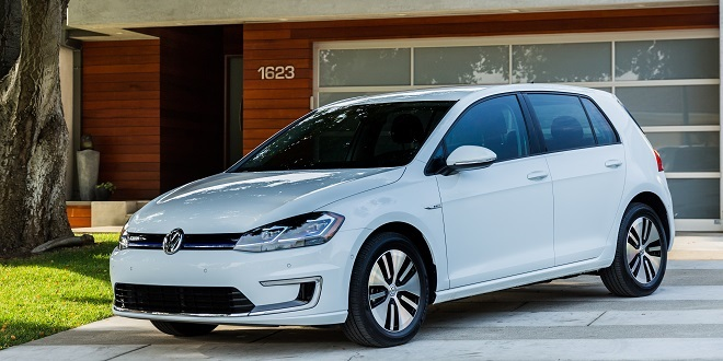 2017 Volkswagen E-Golf Given EPA Estimated 119 Combined MPGe, Range of 125 Miles