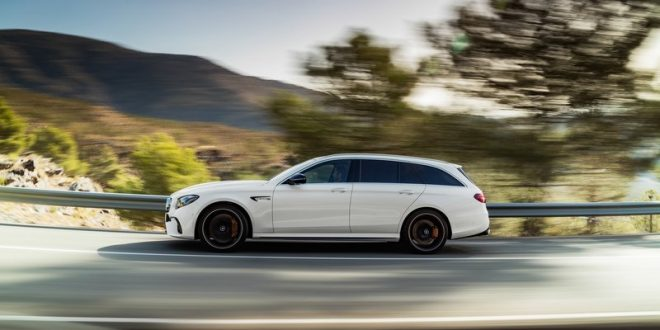 Mercedes-AMG's 600 HP Wagon Is Coming To The U.S.