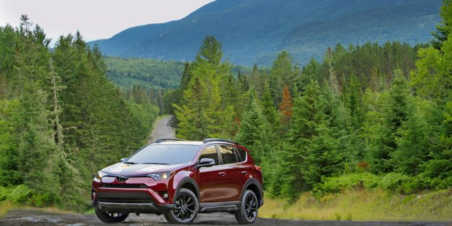 "Toyota Reveals A RAV4 For ""Weekenders"""