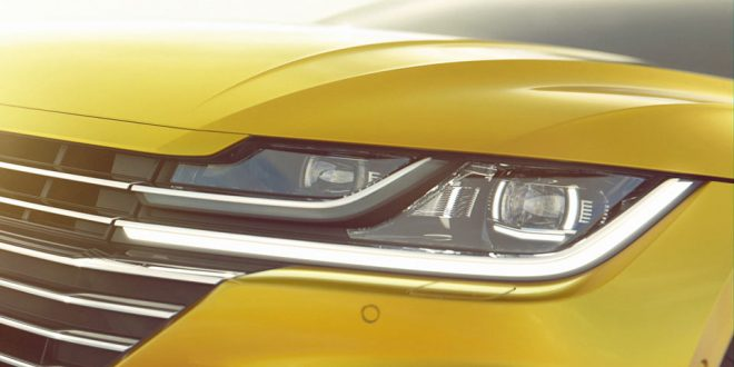 Teaser: VW Emphasizes Art With New Arteon