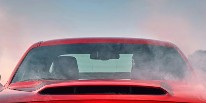 Dodge Challenger SRT Demon Will Suck A Lot Of Air