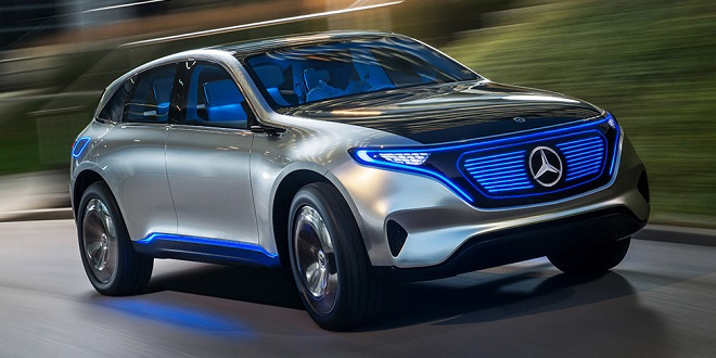 "Daimler's ""EQ Power +"" Trademark Hints at Expanding Mercedes EV Lineup"