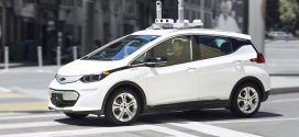 GM Testing Riding-Sharing Service With Self-Driving Bolt EV's