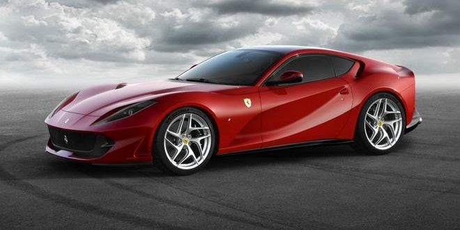 Ferrari 812 Superfast to Debut at Geneva International Motor Show