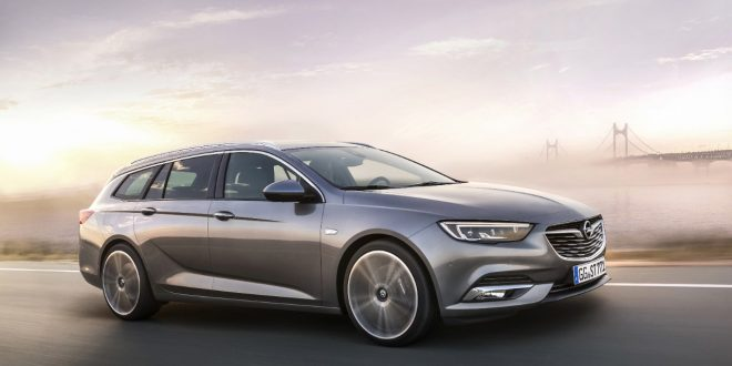 Wagon Greatness: Opel Insignia Sports Tourer
