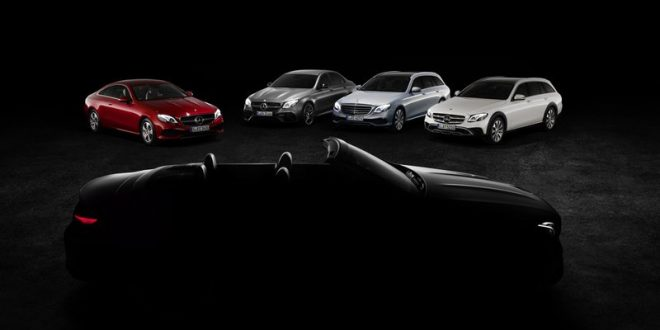 Report: Mercedes May Ditch Detroit Auto Show Next Year