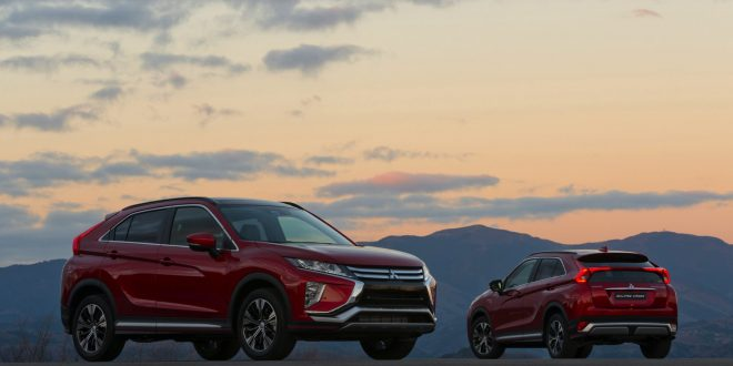 Mitsubishi Could Shave Two Doors Off The Eclipse Cross
