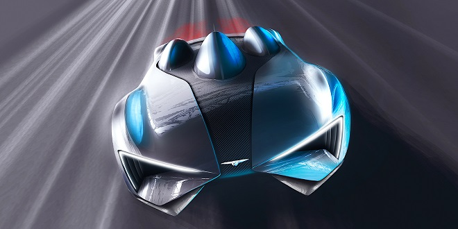 Techrules Set to Reveal Production Version of Turbine Electric Supercar in Geneva