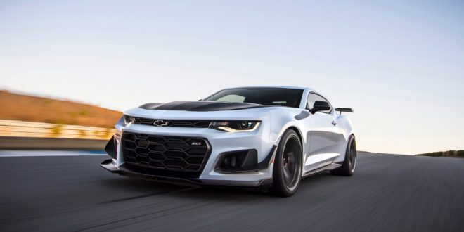 Planned Chevrolet Camaro Z/28 Reportedly Canceled