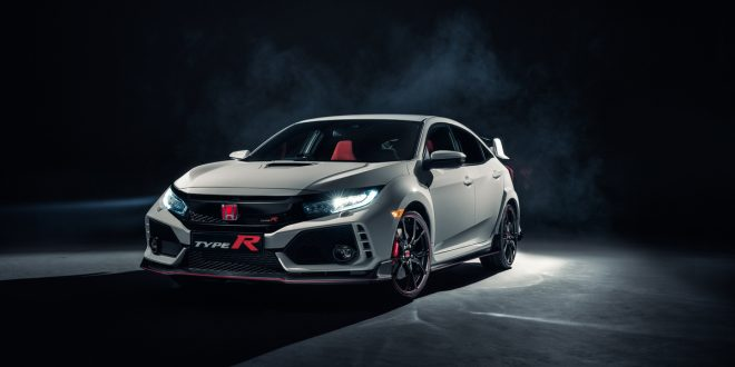 Hear The New Honda Civic Type R