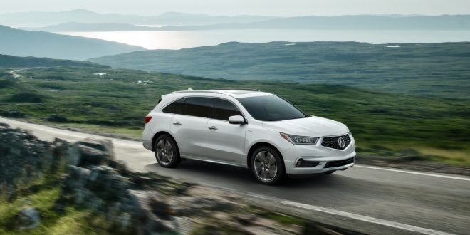 Acura Rolls Out First Hybrid SUV