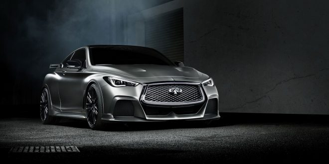 Infiniti Taps F1 Talent For Q60 Black S Hybrid Concept