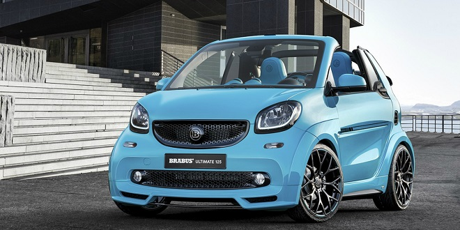 Smart Fortwo Supercar Can be Yours for Only $52,800