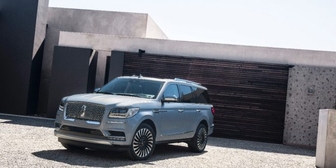 2018 Lincoln Navigator Elevates Luxury SUV Game