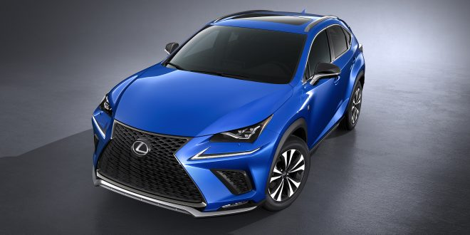Lexus Smooths Out 2018 NX Crossover